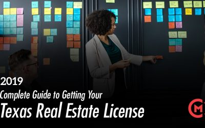 2019 Guide to Getting Your Texas Real Estate License